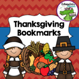 Thanksgiving Printable Bookmarks