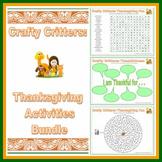 Thanksgiving Printable Bundle