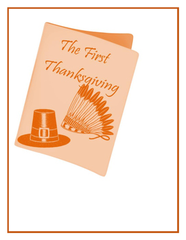 Thanksgiving Printable - Primary Grade