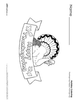 Thanksgiving Printables Collection