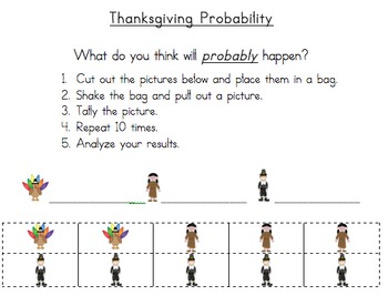 Thanksgiving Probability