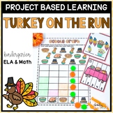 Distance Learning - Thanksgiving Project Based Learning No