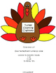 Thanksgiving Project Packet