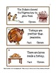 Thanksgiving Pronouns and Facts & Opinions Bundled Together