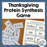 Thanksgiving Protein Synthesis Activity