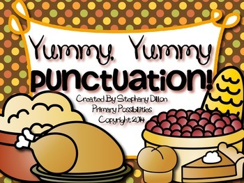 Thanksgiving Punctuation