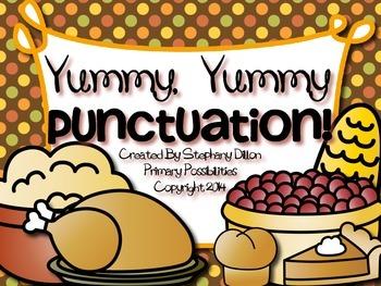 Thanksgiving Punctuation