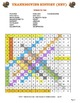 Thanksgiving Puzzlers!  15 Common Core  Math & Literacy Puzzles for Gr. 3-5