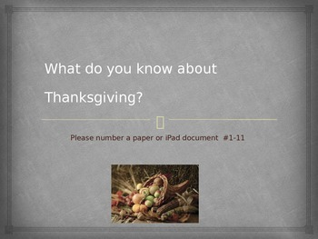 "Thanksgiving Q & A with John Green ""Mental Floss"" video!"
