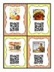 Thanksgiving QR Code Books