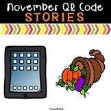 November QR Code Listening Center