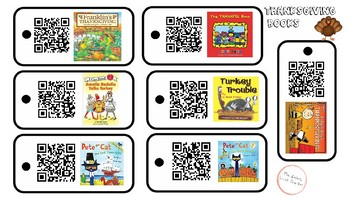 Thanksgiving QR Code Listening Center