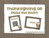 Thanksgiving QR Code - Read the Room