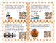 Thanksgiving QR Code Task Cards: Math Word Problems