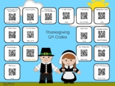 Thanksgiving QR Codes
