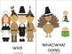 Thanksgiving Question Sort
