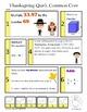 Thanksgiving No Prep Common Core Math (sixth grade)