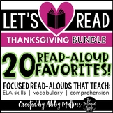 Thanksgiving Read-Aloud BUNDLE