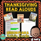 Thanksgiving Read Aloud Lesson Plans and Activities