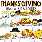Thanksgiving Read Aloud Summaries and Crafts