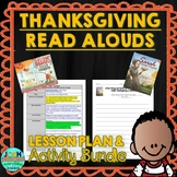 Thanksgiving Read Aloud Unit: Sarah Gives Thanks & Balloons Over Broadway