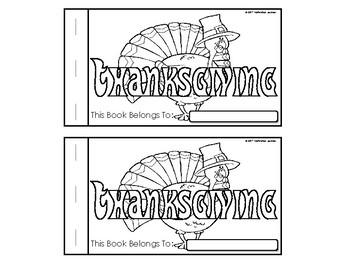 Thanksgiving Reader (Fluent)