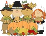 "K-2 ""Munch Munch Thanksgiving Lunch"""