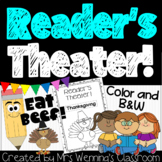 Thanksgiving Reader's Theater Book!