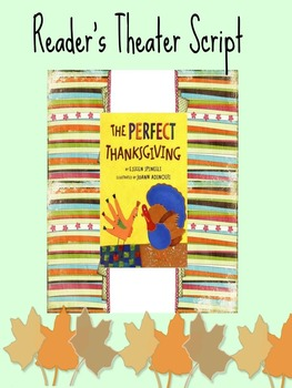 Thanksgiving Reader's Theater Bundle