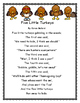 Thanksgiving Reader's Theatre Scripts, Poem, and Activities