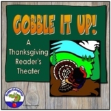 Thanksgiving Reader's Theater or Thanksgiving Play with 26 Speaking Parts