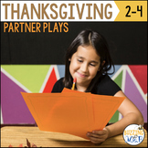 Thanksgiving Reader's Theater: Partner Plays for Two Readers