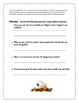 Thanksgiving Reading Comprehension Activities: {an engaging packet}