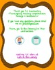 Thanksgiving Reading Comprehension Passage & Questions