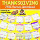 Thanksgiving Reading & Writing Activities Bundle for Middle School