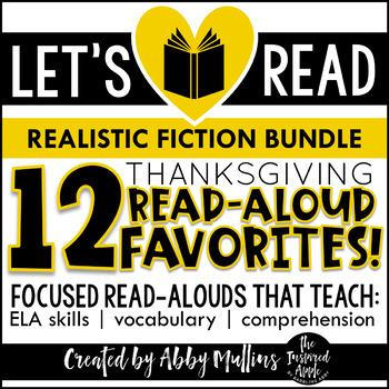 Thanksgiving Realistic Fiction Read-Aloud Bundle