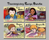 Thanksgiving Recipe Bundle - Animated Step-by-Steps® -  Regular