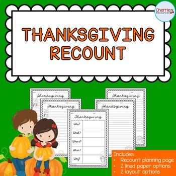 Thanksgiving Recount