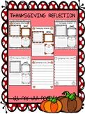 Thanksgiving Reflection