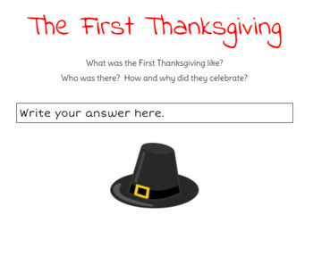 Thanksgiving Report for Google Classroom