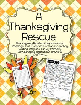 Thanksgiving Rescue