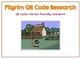 Thanksgiving Research QR Codes - Pilgrims & Wampanoag Indians