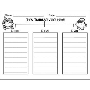 Thanksgiving Resource
