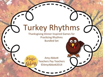 Thanksgiving Rhythm Games