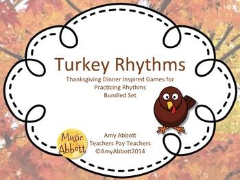 Thanksgiving Music: Rhythm Games