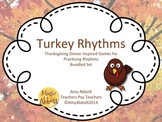 Thanksgiving Music: Rhythm Games
