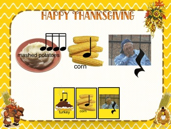 Thanksgiving Rhythms #1