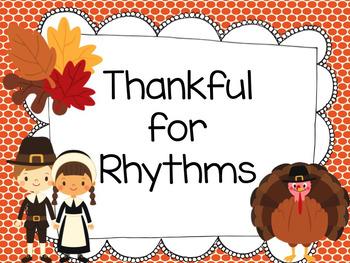 Thanksgiving Rhythms