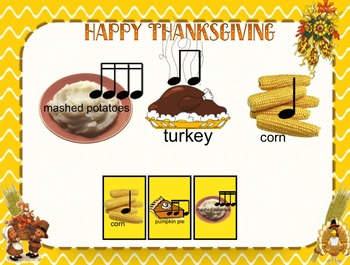 Thanksgiving Rhythms #3