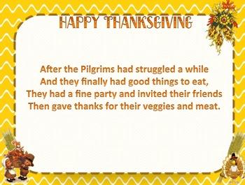 Thanksgiving Rhythms #3